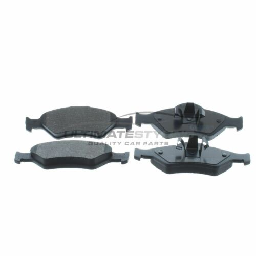 Ford Fiesta Mk5 Hatchback 1999-2002 1.25 1.3 1.4 1.6 1.8 Front Brake Pads Teves