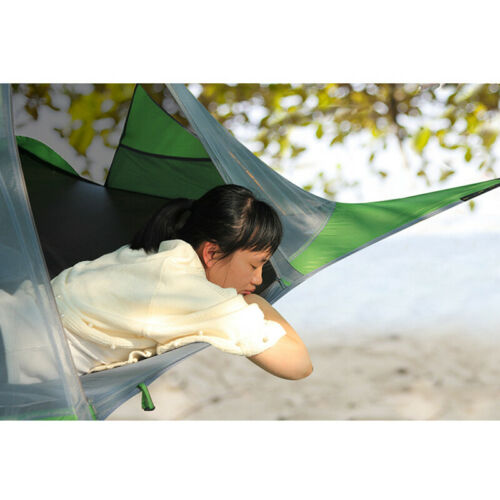 Hanging Tent Hammock Waterproof 3 Person Ultralight Tree Shelter for Hiking Camp
