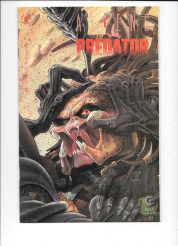 Choice Aliens Vs Predator #0-4 1990 Dark Horse Comics