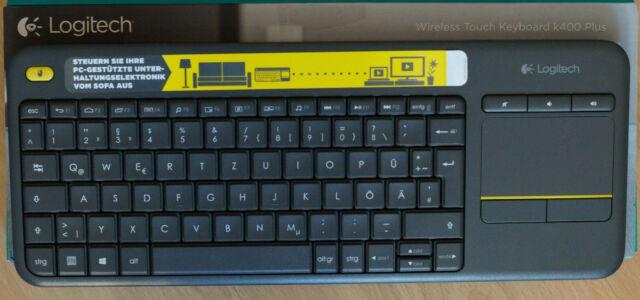 Logitech K400 Plus Wireless Touch Keyboard Verpackungsschäden