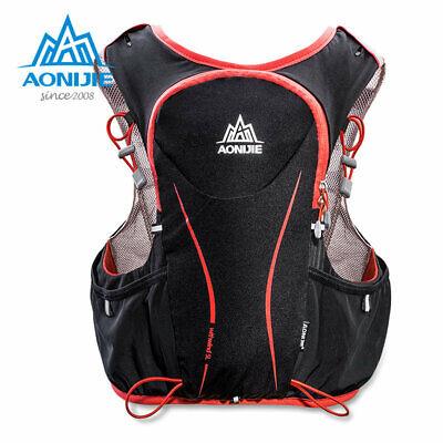 Aonijie 5L Running Backpack Outdoor Hydration Backpack Sport Bag Super Light Wat