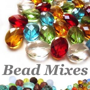 Bead-Mixes-and-Soups-Glass-Beads-for-Jewellery-Making-Choose-from-options