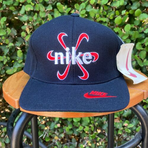 Deadstock 90s NWT Nike Pinwheel Embroidered Vtg Sn