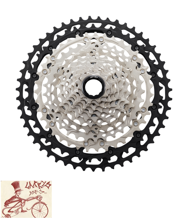 SHIuomoO XT M8100 12SPEED 12SPEED 12SPEED  1045T Mountain Bike Bicicletta Cassetta 958