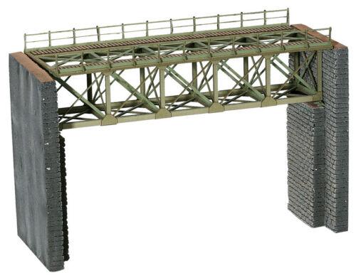 NOCH 67038 Stahlbrücke für Schmalspurbahnen