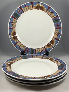 4-Majesticware-by-Sakura-Leslie-Beck-1999-Picket-Fences-10-5-8-034-Dinner-Plates