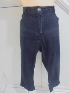 MILLERS-SIZE-16-BLUE-DENIM-CROPPED-JEANS-039-PERFECT-AS-NEW-039