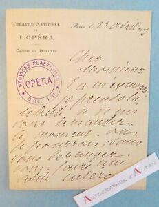 L-A-S-1919-Maxime-DETHOMAS-peintre-Jean-Giraudoux-Theatre-Opera-GARGES-lette
