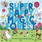 Super Happy Magic Forest by Matty Long (Hardback, 2015)