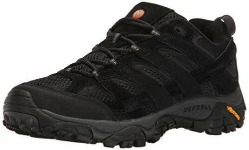 Merrell Hommes Moab 2 vent Randonnée Chaussure nuit noire # 06017