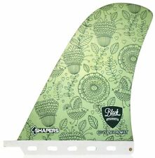 "10.25""  surfboard longboard fin Shapers Fins - 10.25"" Sea Monkey noseriding"
