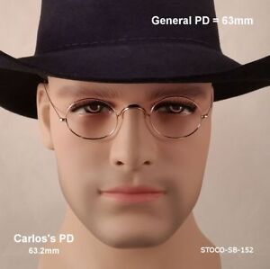 STOCO-brand-Saddle-Bridge-True-Antique-1-10-12K-Eyeglasses-amp-Case