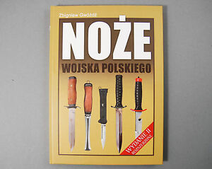 BOOK-MILITARY-KNIVES-BAYONETS-POLISH-ARMY-SPECIAL-FORCES-DIVERS-PARATROOPERS