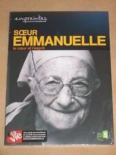 DVD DOCUMENTAIRE / SOEUR EMMANUELLE LE COEUR ET L'ESPRIT / NEUF SOUS CELLO