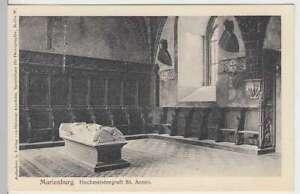 36924-AK-Malbork-Marienburg-Hochmeistergruft-St-Annen-um-1915