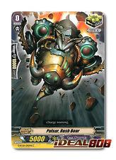 Cardfight Vanguard  x 4 Pulsar, Rush Boar - G-BT09/090EN - C Mint