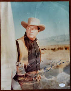 Joel-Mccrea-Jsa-Coa-Hand-Signed-11x14-Photo-Autographed