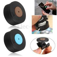 Round Bobbin Winder Cable Cord Wire Organizer Smart Wrap For Headphone Earphone