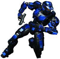 Officially Licensed Halo Combat Evolved Spartan Mark V Blue Play Arts Kai
