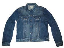 Ralph Lauren Denim and Supply Rancher Polo Blue Denim Jean Jacket Coat XL