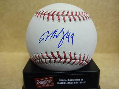 Sweet-Tempered Vance Worley Pirates/phillies/twins Signed M.l In Quality Baseball W/coa Excellent