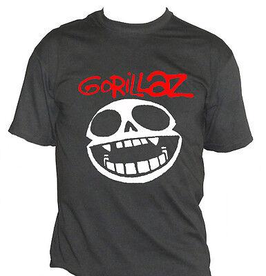 Fm10 T-Shirt Gorillaz Gruppe Rock Musik