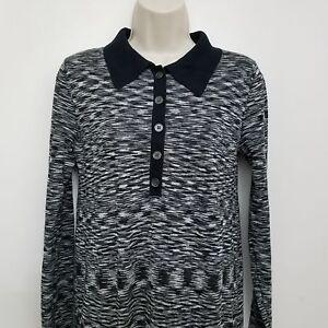 705a2079 Image is loading Missoni-Target-Womens-Sweater-Dress-Small-Famiglia-Black-