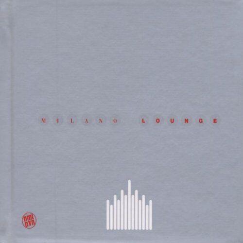 MILANO LOUNGE - De Phazz,Tosca,Boozoo Bajou / CD + BOOK / NEU+OVP-SEALED!