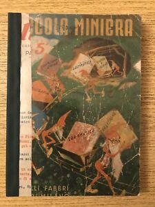 PICCOLA MINIERA Il libro della V classe elementare - Ed. La libreria dello Stato