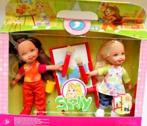 BARBIE-SHELLY-PLAYSET-MATTEL-K0360