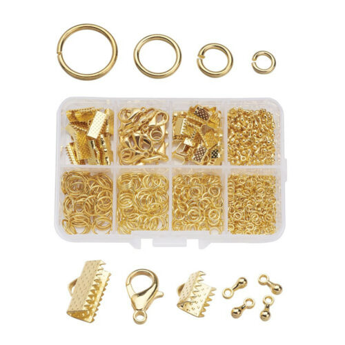 Mixed Clasp Hook for Necklace Bracelet Jewelry Connectors Charms Buckle DIY