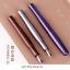 PENBBS 323 Aluminium Alloy Fountain Pen Fine \ Medium Nib Lilac Steel Metal Pen