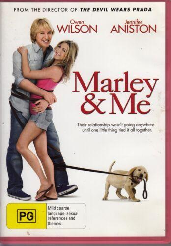 1 of 1 - Marley & Me / Owen Wilson, Jennifer Aniston, Eric Dane - DVD REGION 4