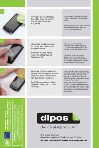 5x lámina protectora para Panasonic Lumix dc-g91 display lámina mate protector de pantalla
