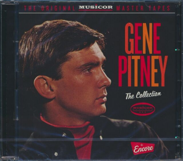 SEALED NEW CD Gene Pitney - The Collection