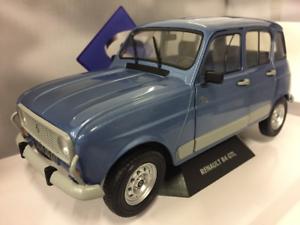 Renault-4L-Gtl-Clan-1986-Bleu-1-18-Echelle-Solido-S1800107