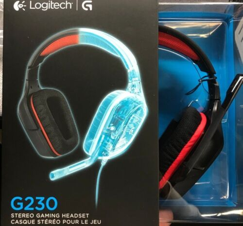 G230 Logitech Stereo Gaming Headset with Mic