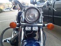 Hella Super White Fog Light Kit For Honda Shadow