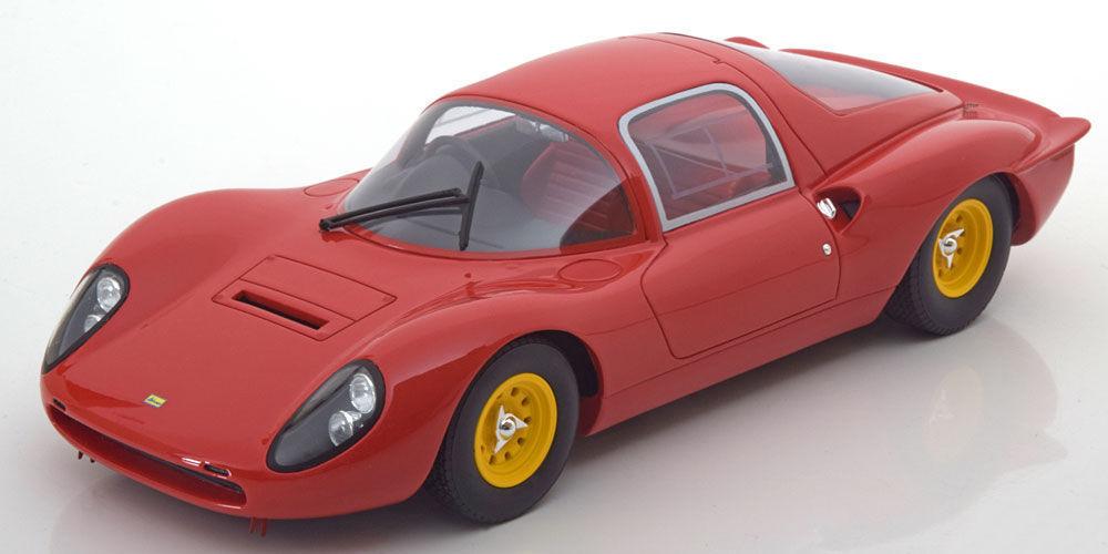 CMR 1966 Ferrari Dino 206 S Plain Body Version rosso 1 18 Rare Find