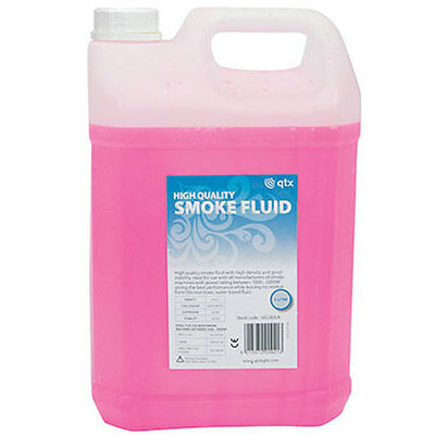 Brand New Disco DJ Party High Quality Smoke Machine Liquid Fog Fluid - 5 Litres