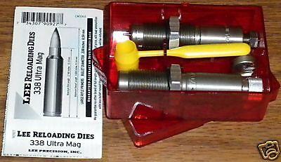 Lee PaceSetter 2-Die Set 338 Ultra Magnum 90927