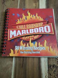 2002 Marlboro Chili Roundup Flavor It Up Cookbook 50 Chili Recipes Ebay