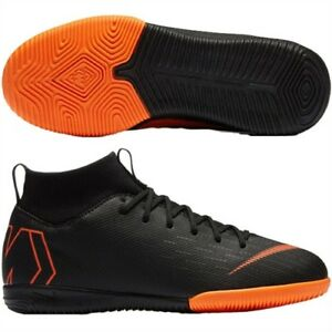 big sale 00814 8bf3f Image is loading Nike-JR-Mercurial-X-Superfly-VI-Academy-IN-