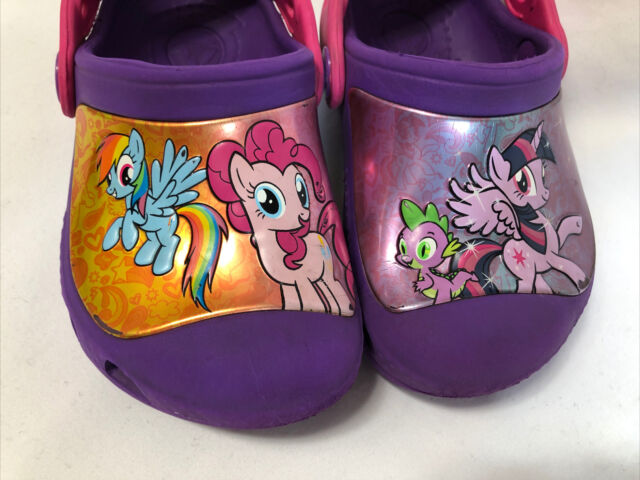 buy Crocs Girls' CC My Little Pony Clog