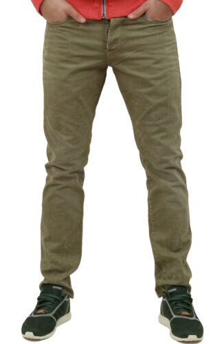 Men/'s Brown +New+ G-Star 3301 Tapered Coj Toggee D01166.5683.5750 Jeans