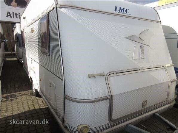 LMC Münsterland 475 RD, 2004, kg egenvægt 1050