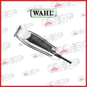 TOSATRICE WAHL DETAILER TRIMMER CON FILO BLACK/CHROME