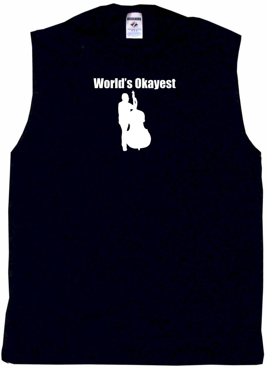 World/'s Okayest Dad Mens Tee Shirt Pick Size Color Small-6XL