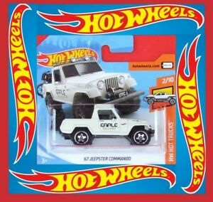 Hot-Wheels-2019-039-67-Jeepster-Commando-84-250-neu-amp-ovp