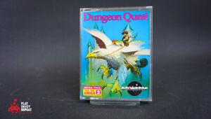 Dungeon-Quest-Ein-Gainstar-Spiel-fur-Das-Commodore-Amiga-Vgc